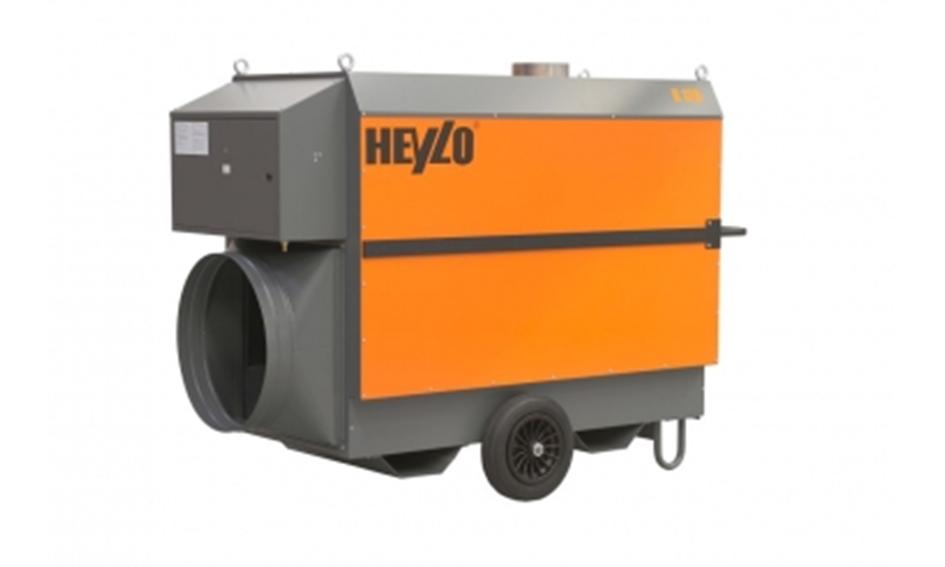 Heylo K 120 Ölheizgerät